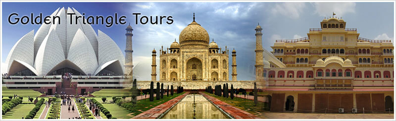 GOLDEN TRIANGLE TOUR 5D/4N
